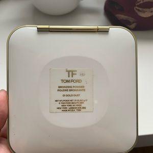 Tom Ford Makeup - SOLD SOLD SOLD!! Tom Ford Bronzing Powder